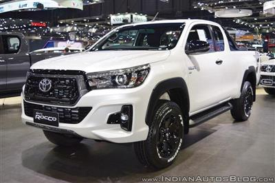 Hilux 2.4E 4x2 AT