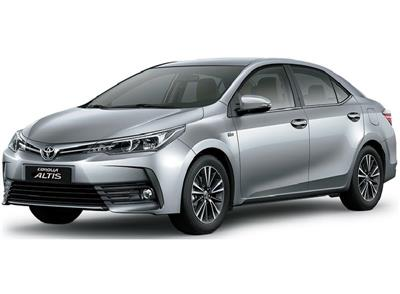 Corolla Altis 1.8G (AT)