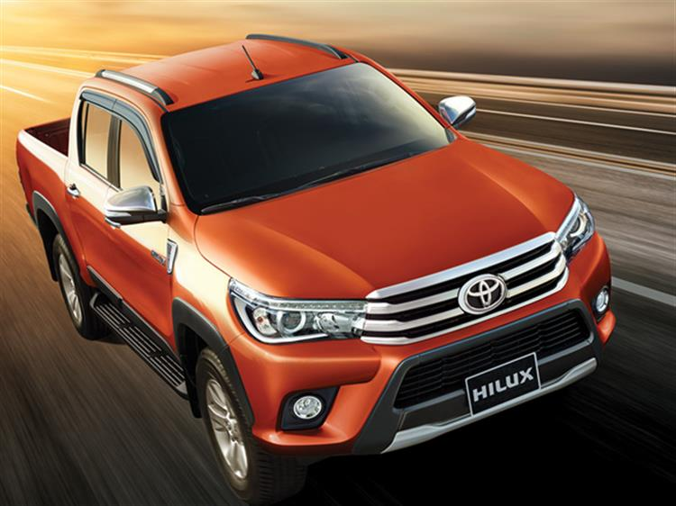 Hilux 2.8G 4x4 AT